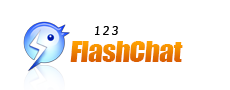 AI Chat Robot Hosting Service for 123 flash chat