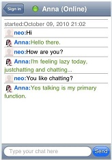 Chat With Anna