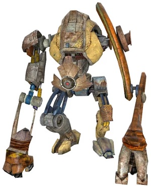 Half-Life 2 - Dog