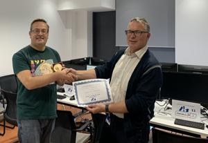 Mitsuku wins 2019 Loebner Prize