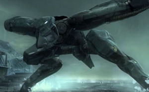 Metal Gear Series - Metal Gear RAY