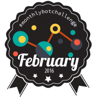 Botwiki.org Monthly Bot Challenge
