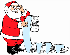 Santa Claus Talks
