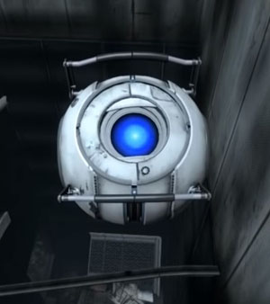 Portal 2 - Wheatley